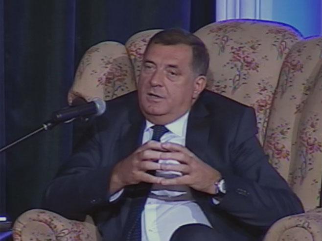 Forum - Milorad Dodik (Foto: RTRS)