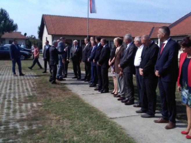 Dodik u Vulin u Bijeljini (Foto: RTRS)