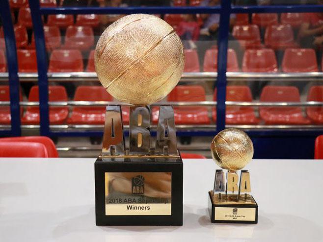 Trofej ABA Superkupa (Foto: Igokea/Nenad Vuruna)