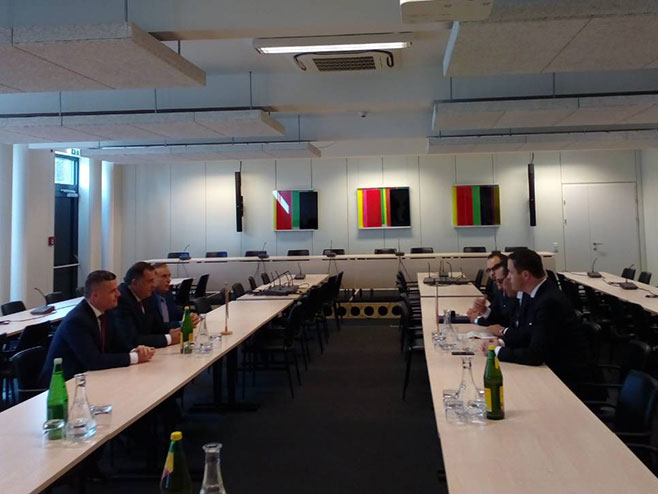 Sastanak u Beču (Foto: RTRS)