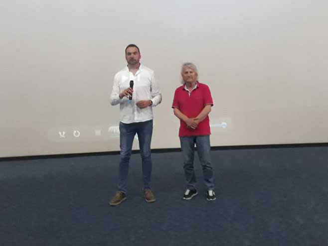 """Kotor Varoš: Prikazan film """"Lica Lafore"""" (Foto: RTRS)"""