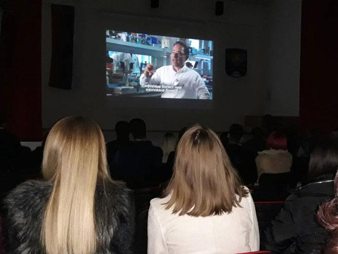 "Котор Варош: Приказан филм ""Лица Лафоре"" (Фото: РТРС)"
