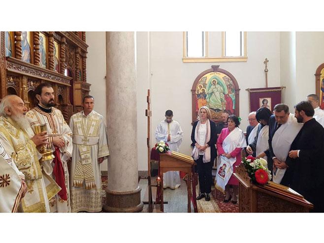 Osveštanje Crkve (Foto: RTRS)