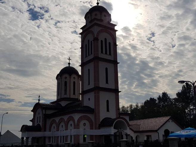 Освештање Цркве (Фото: РТРС)