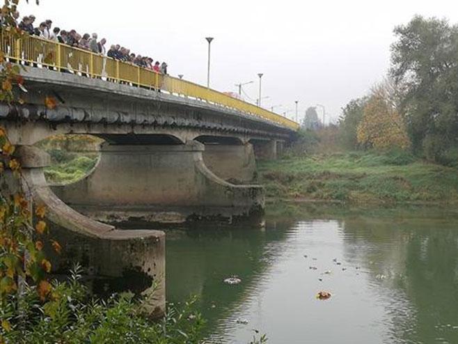 Sjećanje na egzodus Srba (Foto: RTRS)