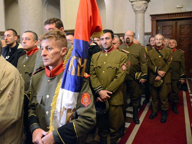 Obilježavanje dana ulaska srpske vojske u Banjaluku - liturgija (Foto: SRNA)