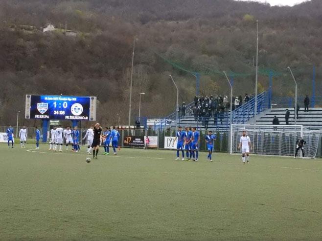 FK Krupa - FK Željezničar