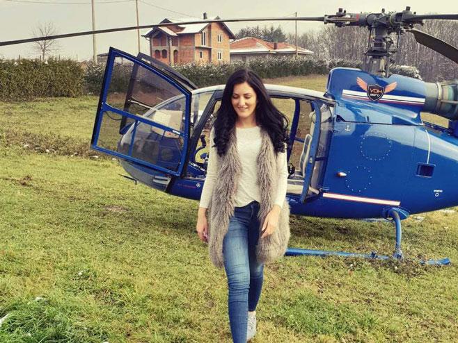 Хеликоптер (Фото: facebook.com)