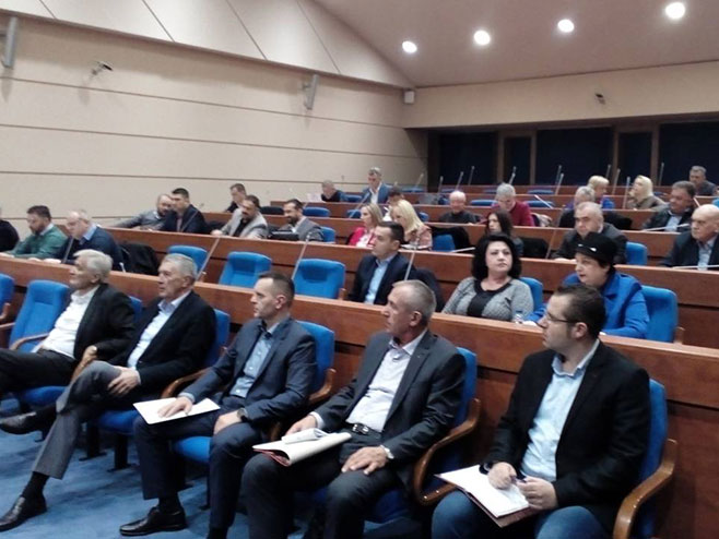 Sjednica Predsjedništva SNSD-a (Foto: RTRS)