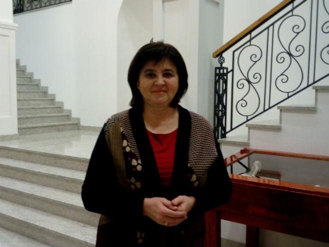 Андрићград - Александра Врањеш - Фото: СРНА