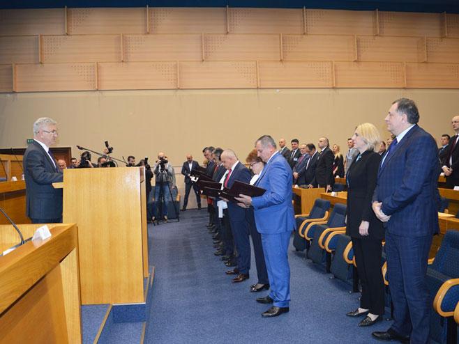 Nova Vlada Republike Srpske (Foto:nsrs)