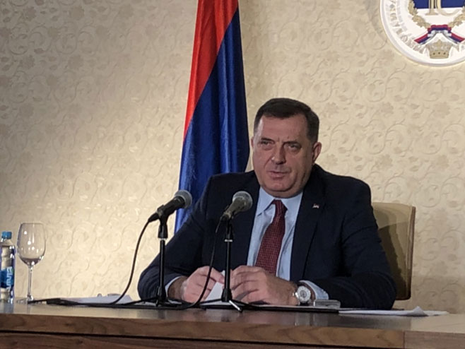 Milorad Dodik (Foto: RTRS)