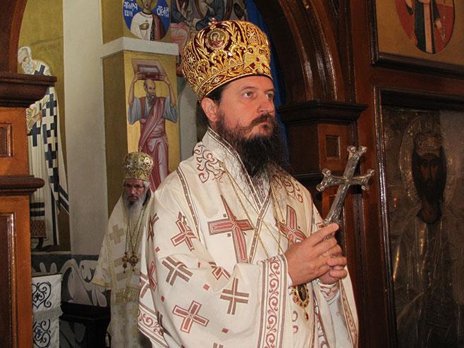 Епископ бихаћко-петровачки Сергије (Фото: orthphoto.net) -
