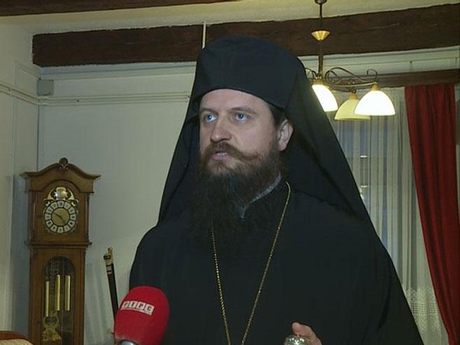 Episkop bihaćko-petrovački Sergije - Foto: RTRS