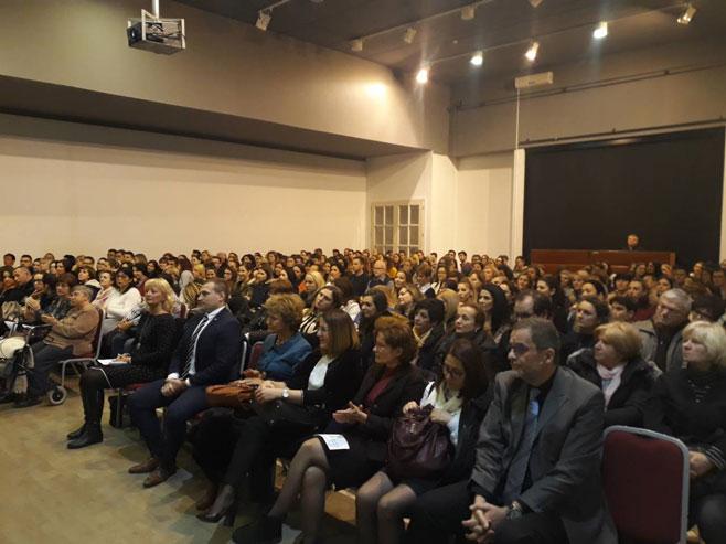 Пројекција филма Лица Лафоре у Вуковару (Фото: РТРС)