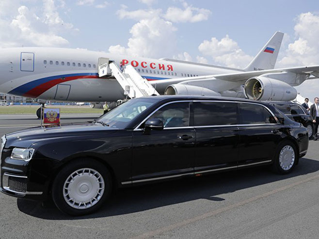 Putinmobil (foto:Sputnik / Press Service of the President of Russia/Mihail Metzel/Poo)