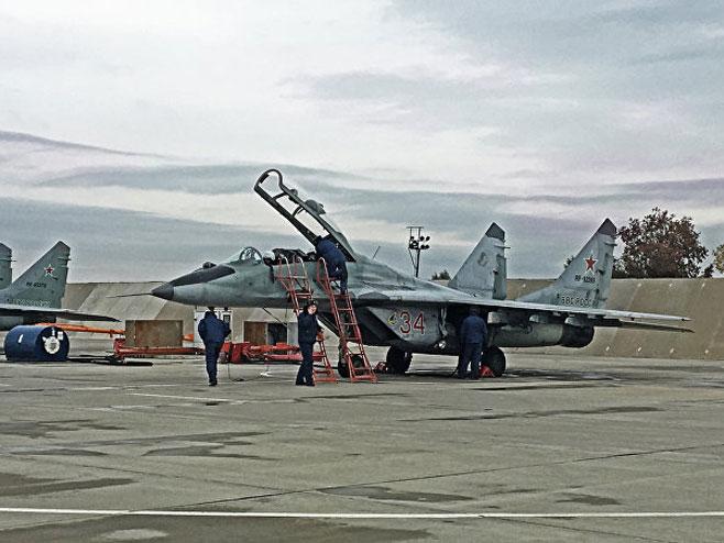 Srpski radari već prate Putinov avion (Foto: Sputnik / Olivera Ikodnović)