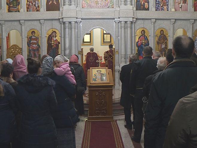 Liturgija-Drakulić - Foto: RTRS