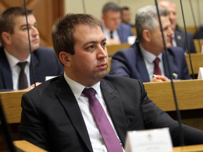 Goran Selak - Foto: RTRS