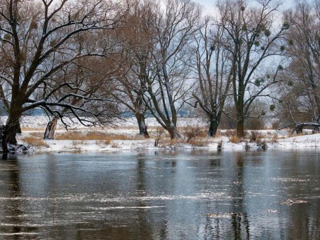 Izlile se rijeke