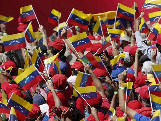 Венецуела (Фото: AP/Ariana Cubillos) - Фото: AP