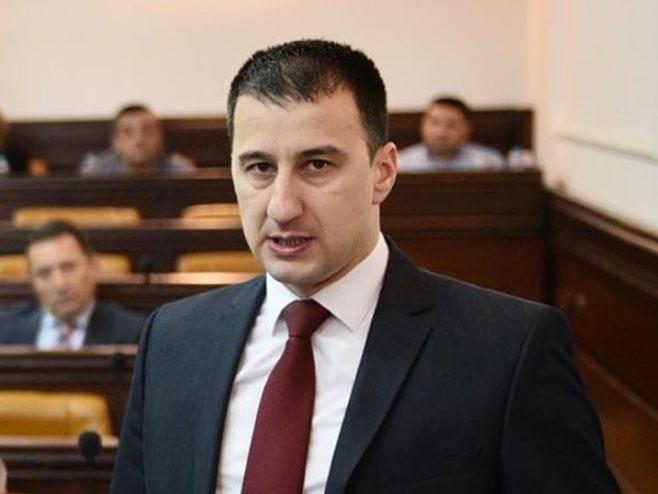 Darko Milošević - Foto: RTRS