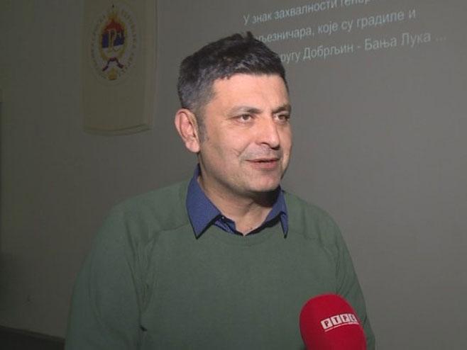 Nedeljko Lajšić (Foto: RTRS)