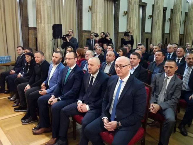 Vučić sa Srbima sa KiM