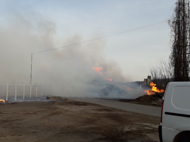 Požar (Foto: RTRS)