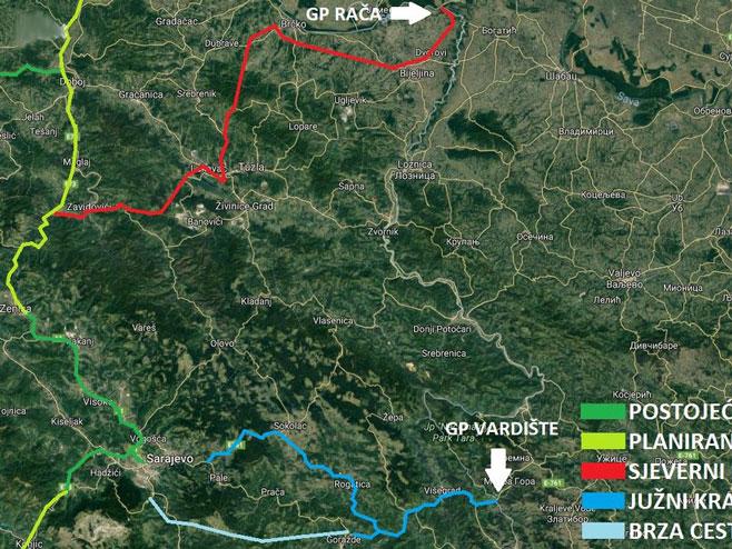 Autoput Sarajevo Beograd Jedinstvena Sansa Za Bih