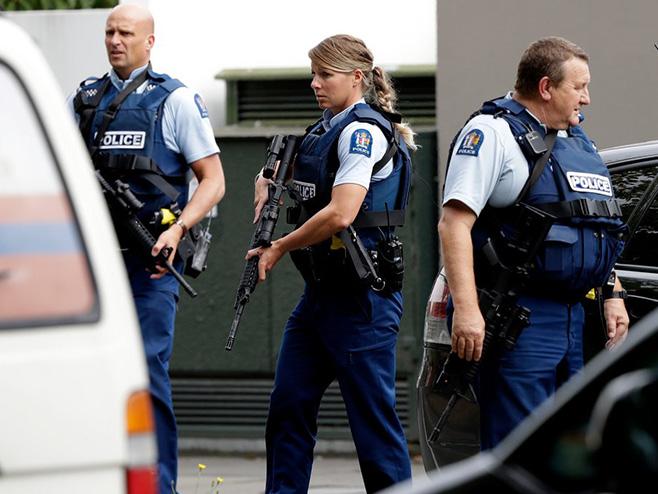 Нови Зеланд-полиција (Фото: AP/Mark Baker)
