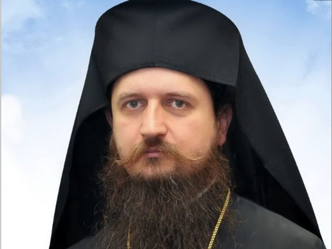 Episkop Sergije (Foto: eparhijabihackopetrovacka.org) -