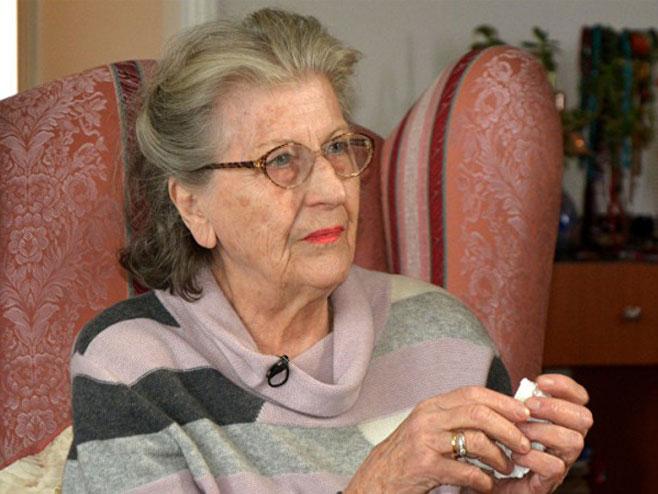 Biljana Plavšić  (Foto:insajder.in) -