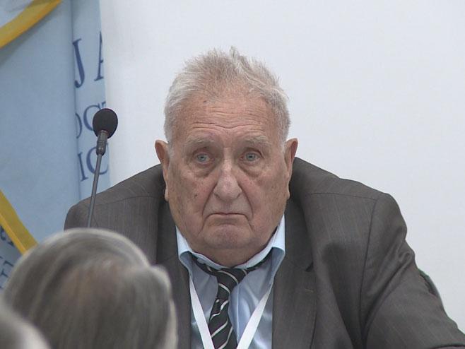Миливоје Иванишевић (Фото: РТРС)
