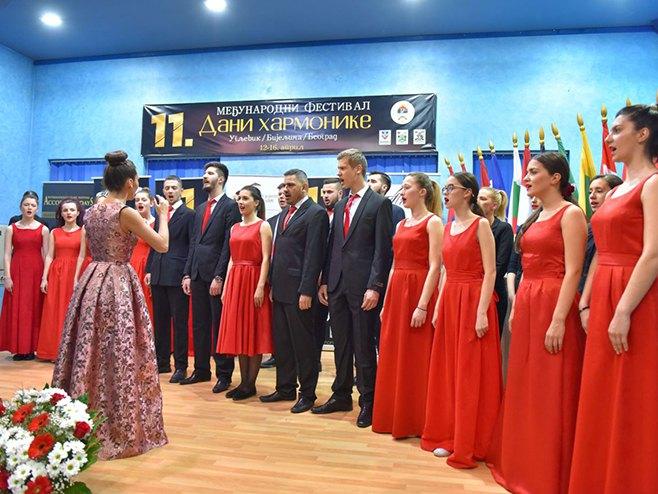 Дани хармонике у Угљевику - Фото: РТРС