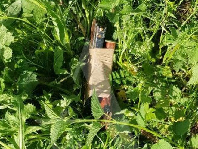 Pronađeno oružje (foto: ATV BL)