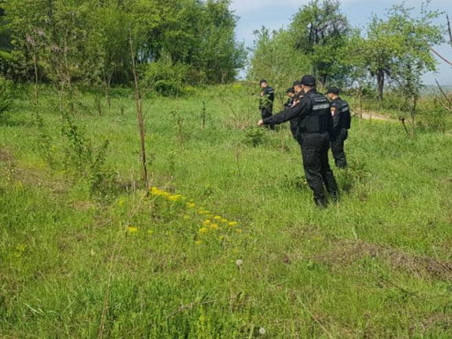 Pretraga terena na širem području Glamočana (Foto: RTRS)