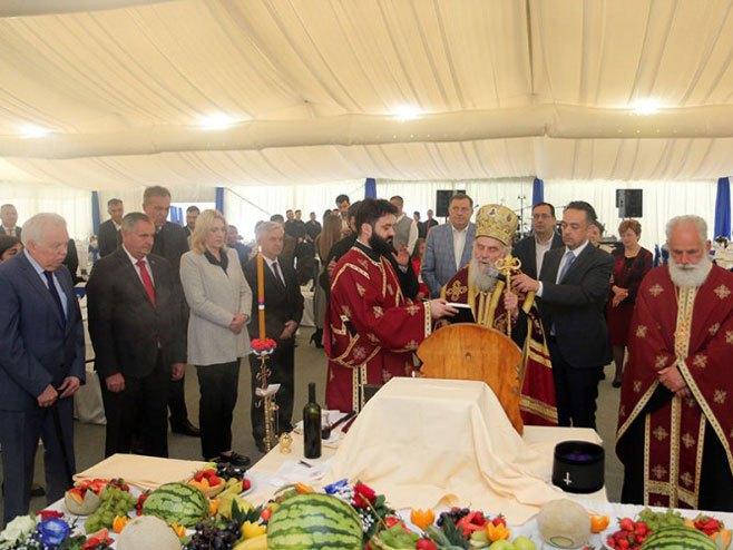 Krsna slava Milorada Dodika