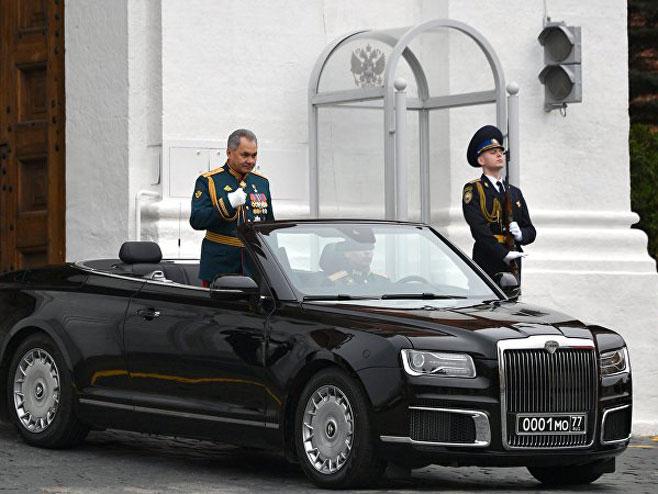 Parada pobjede u Moskvi (Foto: Sputnjik)