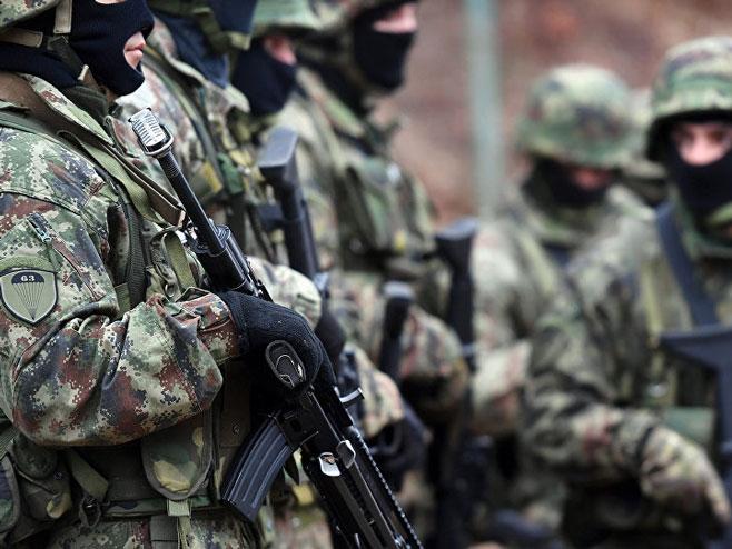Војска Србије (Фото: Спутњик)