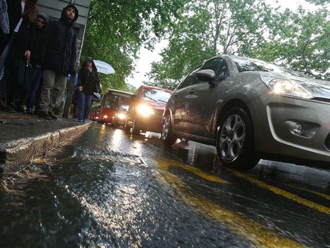 Kiša - Foto: Novosti.rs