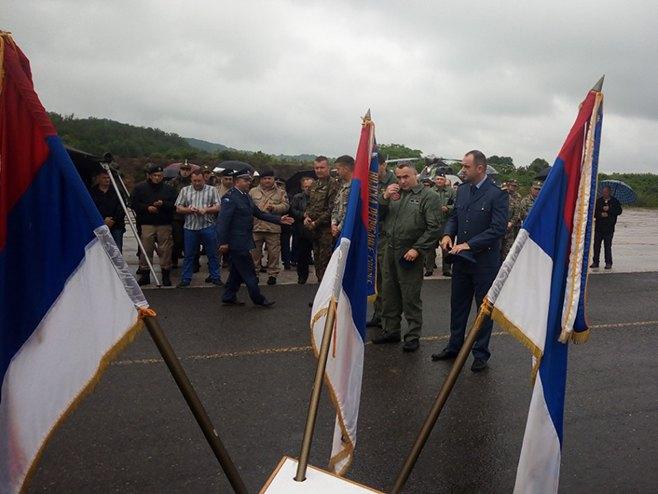 Годишњица Ваздухопловства и ПВО (Фото: РТРС)