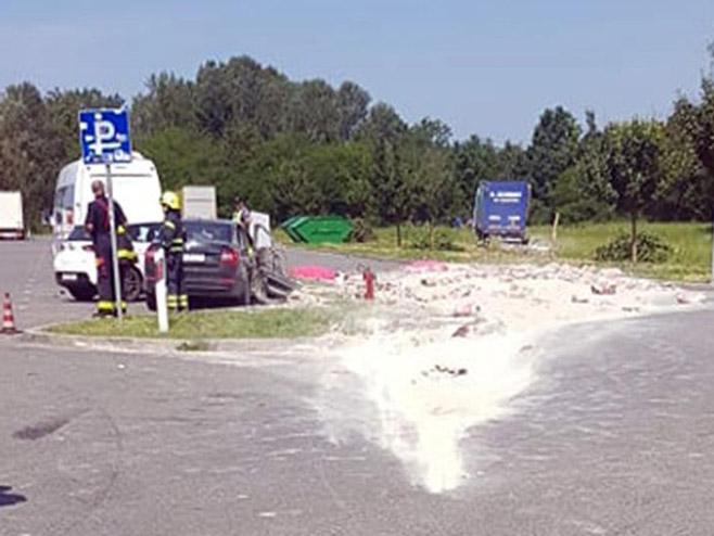 Nesreća kod Okučana (Foto: vecernji.hr)