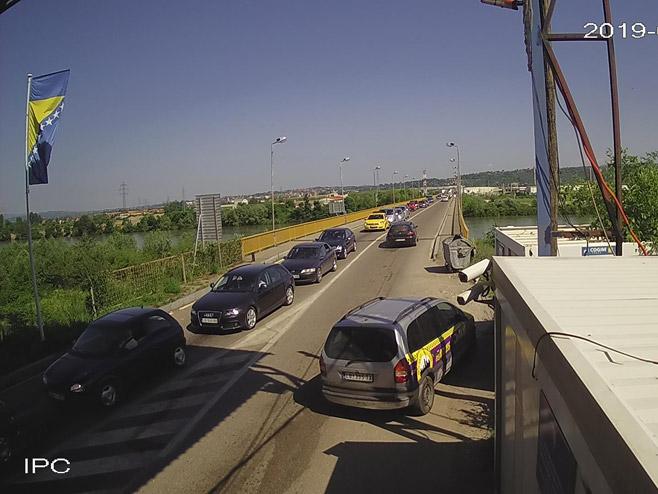 Гранични прелаз Шепак (фото:АМС)