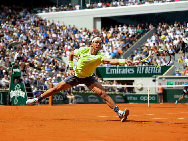 Rafael Nadal (Foto: twitter.com/rolandgarros)