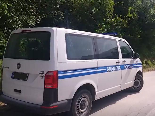 Гранична полиција