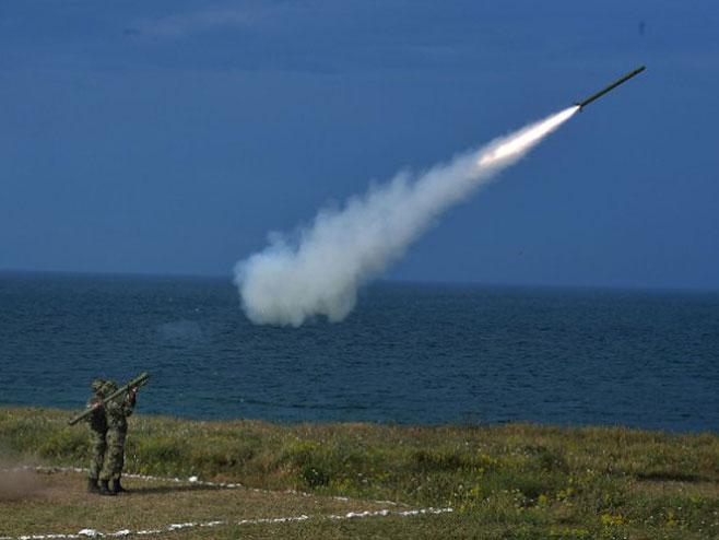 Vojska Srbije na vježbi u Bugarskoj (Foto: Ministarstvo odbrane Srbije)