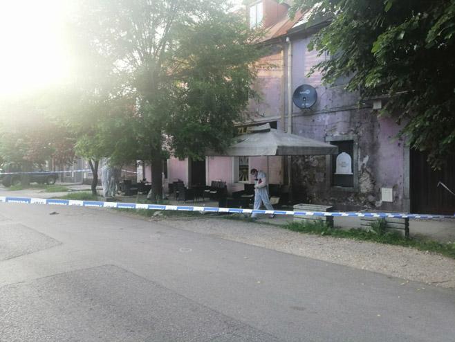 Pucnjava na Cetinju (Foto:Jelena Jovanović)