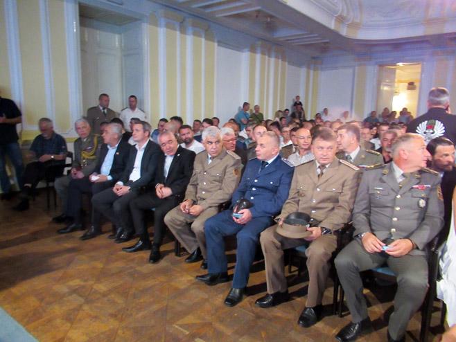 """Бањалука - """"Ратне приче са Кошара"""" (Фото: СРНА)"""