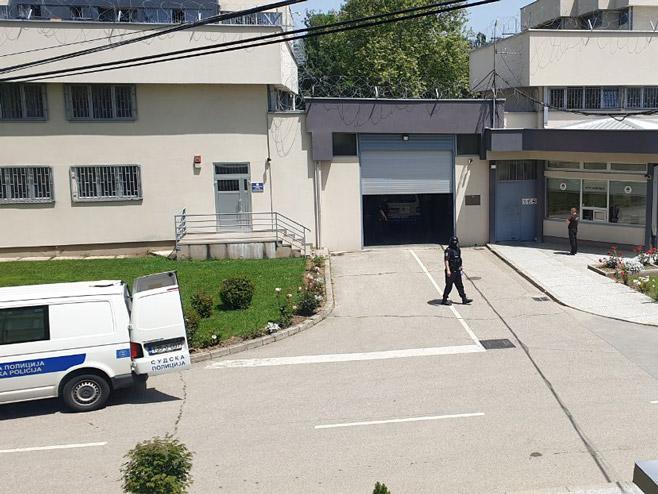 Đukanović prebačen u KPZ Tunjice (Foto: RTRS)